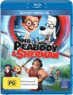 Mr Peabody and Sherman (Blu-ray/UV)