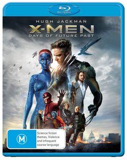 X-Men: Days of Future Past (Blu-ray/UV)