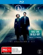 The X-Files: Collector's Set - Seasons 1 - 9