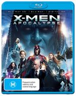 X-Men: Apocalypse (3D Blu-ray/Blu-ray/Digital HD)