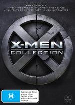 X-Men Collection (X-Men/X-Men 2/X-Men: The Last Stand/X-Men: First Class/X-Men: Days of Future Past/X-Men: Apocalypse)