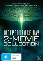Independence Day / Independence Day: Resurgence Double Pack