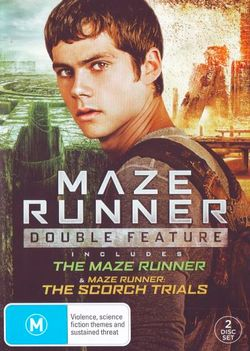 Maze Runner Double Pack