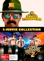 Super Troopers / Super Troopers 2 (2-Movie Collection)