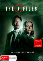 The X-Files: The Complete Series (Seasons 1 - 11)