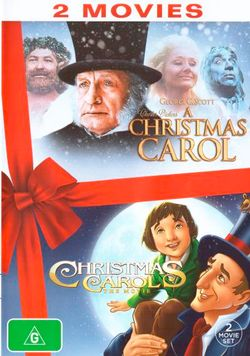 George C Scott A Christmas Carol.A Christmas Carol 1984 Christmas Carol The Movie 2 Movies