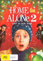 Home Alone 2: Lost in New York (New Packaging)