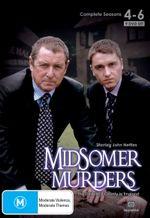 Midsomer Murders: Seasons 4 - 6