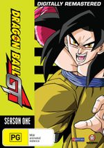 Dragon Ball GT: The Complete Season 1