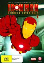 Iron Man: Armored Adventures - Volume 2