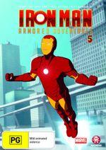 Iron Man: Armored Adventures - Volume 5