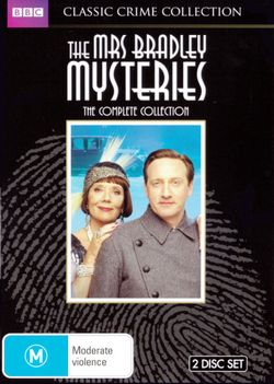The Mrs Bradley Mysteries: Complete Collection (Limited Classics Crime Collection) (2 Discs)