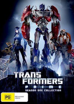 Transformers: Prime Season 1 Boxset