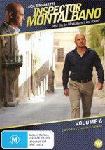 Inspector Montalbano: Volume 6
