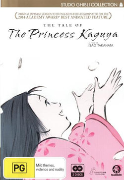 The Tale of The Princess Kaguya (Studio Ghibli Collection)