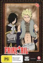 Fairy Tail: Collection 13 (Episodes 143-153)
