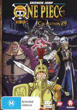 One Piece (Uncut) Collection 29 (Episodes 349-360)