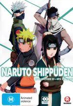 Naruto Shippuden: Collection 21 (Episodes 258-270)