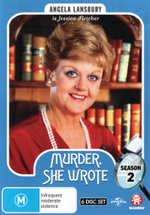 Murder She Wrote Season 2