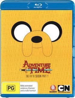 Adventure Time: Season 5 - Part 1