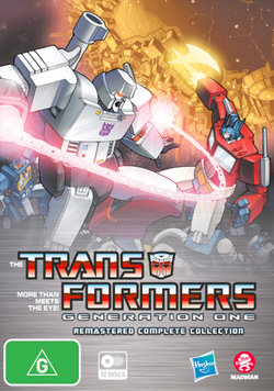 The Transformers: Generation One - Remastered Complete Collection
