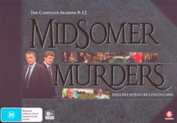 Midsomer Murders: Seasons 9 - 12 (Limited Edition)