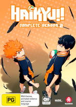 Haikyu!!: Season 2