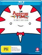 Adventure Time: Season 9