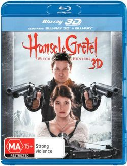 Hansel and Gretel: Witch Hunters (3D Blu-ray/Blu-ray)