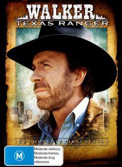 Walker, Texas Ranger: Season 1 (7 Discs)