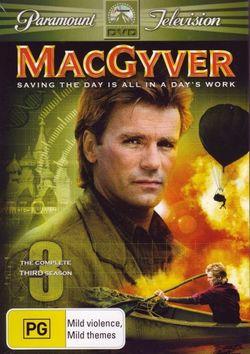 MacGyver: Season 3