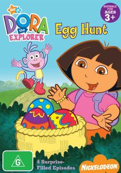 Dora the Explorer: Dora's Egg Hunt