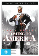 Coming to America (2 Disc Royal Edition)