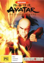 Avatar The Legend of Aang: Book 1 Water - Volume 4