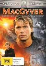 MacGyver: Season 6