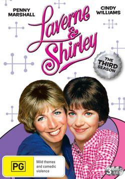 Laverne and Shirley: Season 3