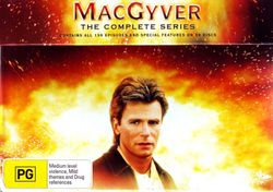 MacGyver: Complete Collection
