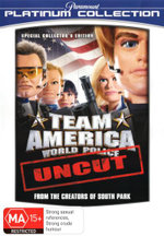 Team America: World Police (Uncut) (Platinum Collection)