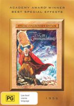 The Ten Commandments (1956) (2 Disc Special Collector's Edition) (Academy Awards)