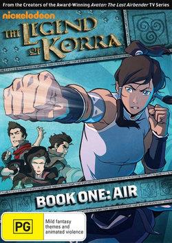 The Legend of Korra: Book 1 - Air