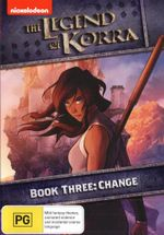 The Legend Of Korra: Book 3 - Change