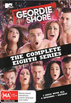 Geordie Shore: Series 8