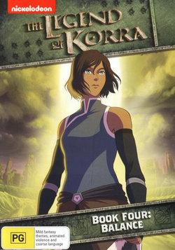 The Legend of Korra: Book 4 - Balance