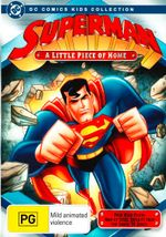 Superman: A Little Piece of Home (DC Comics Kids Collection)