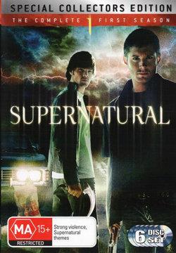 Supernatural: Season 1 (Special Collectors Edition)