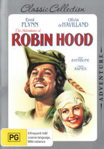The Adventures of Robin Hood (Classic Collection)