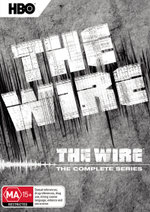 The Wire: The Complete Series (24 Disc Boxset)