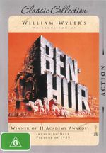 Ben Hur (1959) (William Wyler's) (Classic Collection)