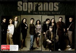 The Sopranos: The Complete Series (30 Discs)