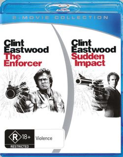Sudden Impact / The Enforcer (Clint Eastwood) (Blu-ray Double)